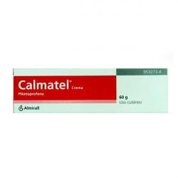 CALMATEL 18 mg/g CREMA