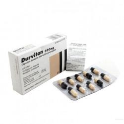 DURVITAN 300 mg CAPSULAS...