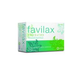 FAVILAX CAPSULAS