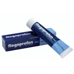 FLOGOPROFEN  50 mg/g Gel