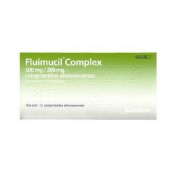 FLUIMUCIL COMPLEX 500...