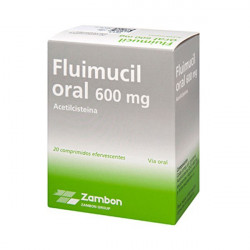 FLUIMUCIL FORTE 600 mg...