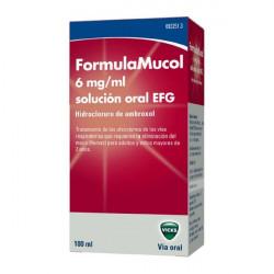 FORMULAMUCOL 6 MG/ML...