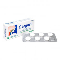 GARGARIL 5mg/2mg...