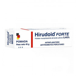 HIRUDOID FORTE 4,45 mg/g...