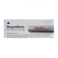 IBUPROFENO FARMASIERRA  50...