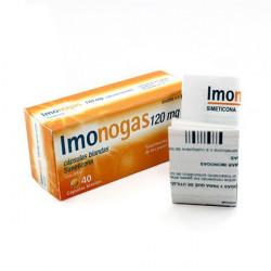 IMONOGAS 120 mg CAPSULAS...