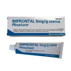 IMPRONTAL 5 mg/g CREMA