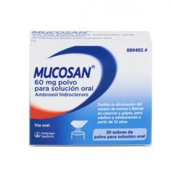 MUCOSAN 60 mg polvo para...