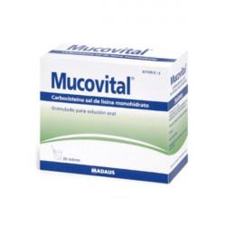 MUCOVITAL 1,5 GRANULADO...