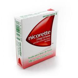 NICORETTE CLEAR 10 mg/16...