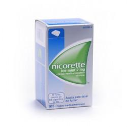 NICORETTE ICE MINT 2 mg...