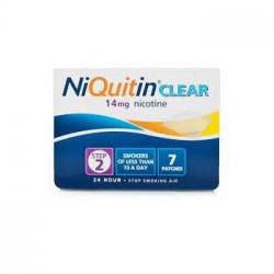NIQUITIN CLEAR 14 mg, 24...