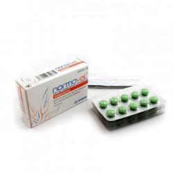 NORMOVAL 250 mg COMPRIMIDOS...
