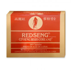 REDSENG 300 mg CAPSULAS