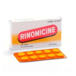 RINOMICINE COMPRIMIDOS