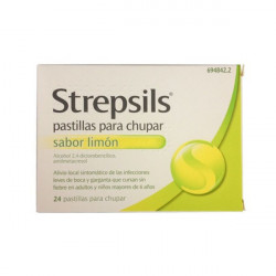 STREPSILS pastillas para...