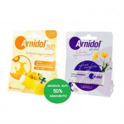 ARNIDOL PACK ARNIDOL SUN 50% DESCUENTO