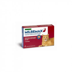 MILBEMAX GATOS 2 COMP