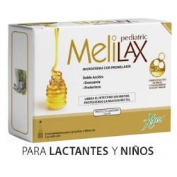 MELILAX PEDIATRIC MICROENEMAS 6 U