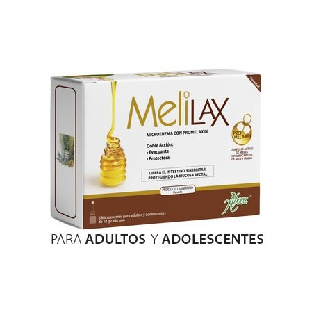 MELILAX ADULTOS MICROENEMAS 6U