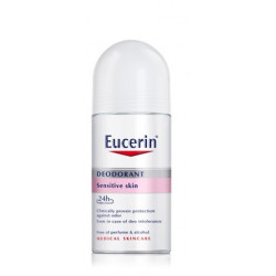EUCERIN PH5 DESODORANTE PIEL SENSIBLE ROLL-ON