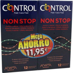 CONTROL NON STOP DUPLO 2X12 U
