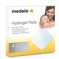 PARCHES HIDROGEL MEDELA 4 U