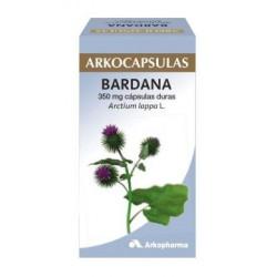 ARKOCAPSULAS BARDANA 350 mg CAPSULAS DURAS