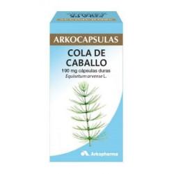 ARKOCAPSULAS COLA DE CABALLO 190 mg CAPSULAS DURAS