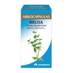 ARKOCAPSULAS MELISA 275 mg CAPSULAS DURAS