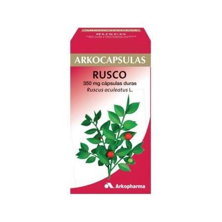 ARKOCAPSULAS RUSCO 350 mg CAPSULAS DURAS