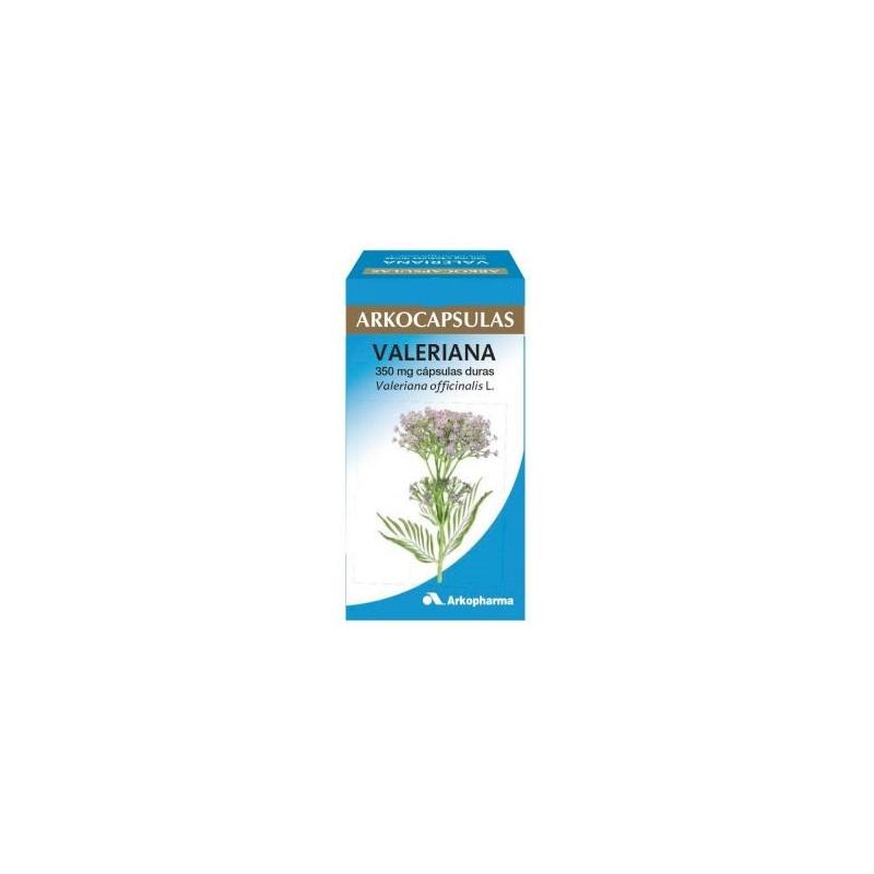ARKOCAPSULAS VALERIANA 350 mg CAPSULAS DURAS