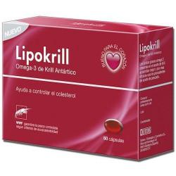 LIPOKRILL 60 CAPSULAS