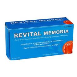 REVITAL MEMORIA 60 CAPSULAS