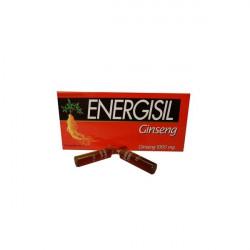 ENERGISIL GINSENG 1000MG 10 AMPOLLAS