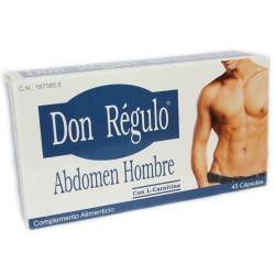 DON REGULO ABDOMEN HOMBRE 45 CAPSULAS