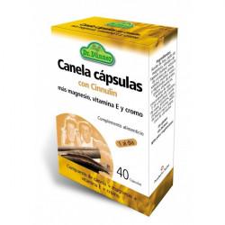 CINNULIN DR DUNNER 40 CAPSULAS