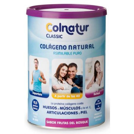 COLNATUR CLASSIC SABOR FRUTAS DEL BOSQUE 315GR