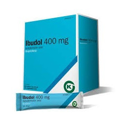 IBUDOL 400MG SUSPENSION ORAL