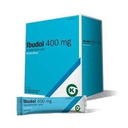 IBUDOL 400MG SUSPENSION ORAL