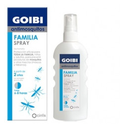 GOIBI FAMILIA SPRAY ANTIMOSQUITOS