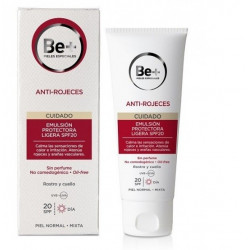 BE+ PIEL ANTIROJECES EMULSION PROTECTORA LIGERA