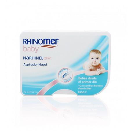 RHINOMER BABY ASPIRADOR NASAL