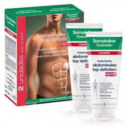 SOMATOLINE HOMBRE ABDOMINALES TOP DEFINITION SPORT PACK 2 X 200ML