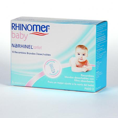 RHINOMER BABY RECAMBIOS ASPIRADOR