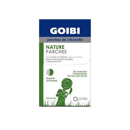 GOIBI NATURE PARCHES CITRONELA