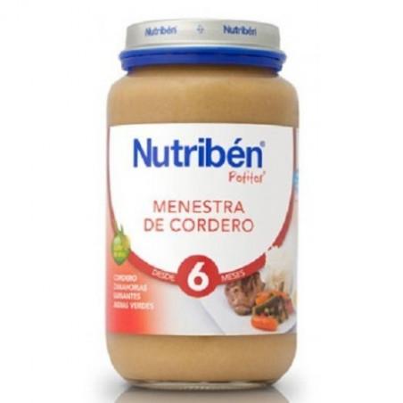 NUTRIBEN 250 MENESTRA CORDERO 250 G