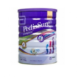 PEDIASURE VAINILLA TRIPLE 1600GR
