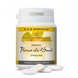 CHICLE FLORES DE BACH SABOR CIRUELA